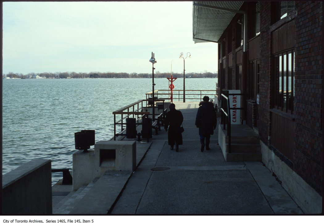 Harbourfront. - [between 1977 and 1998]